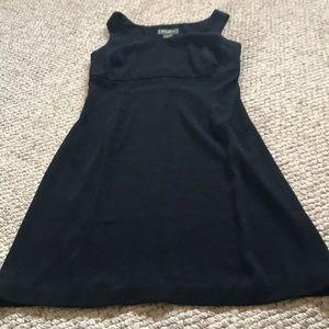 Eddie Bauer little black dress petite 2